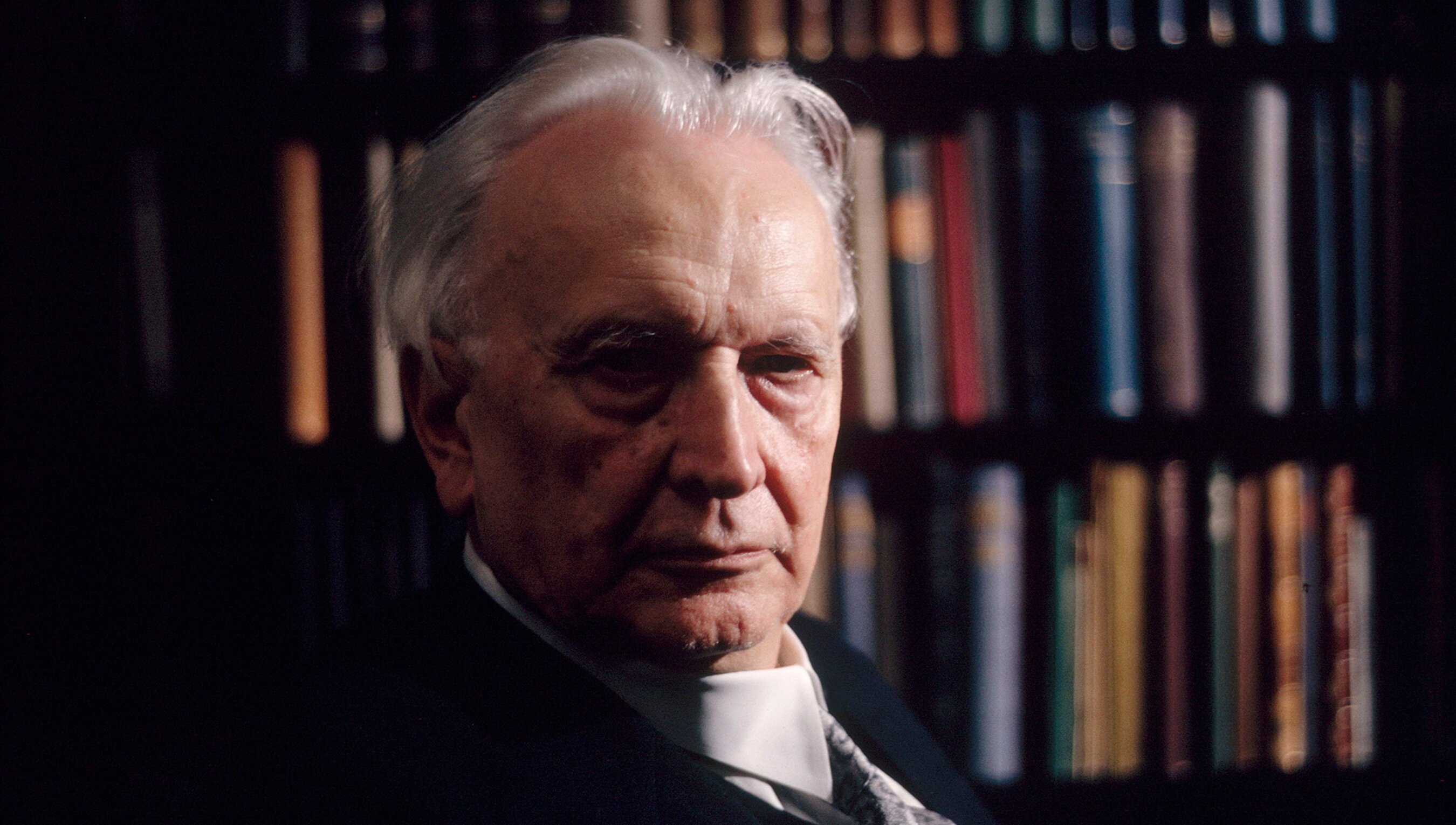 To Karl Jaspers, uncertainty is not to be overcome but understood | Psyche