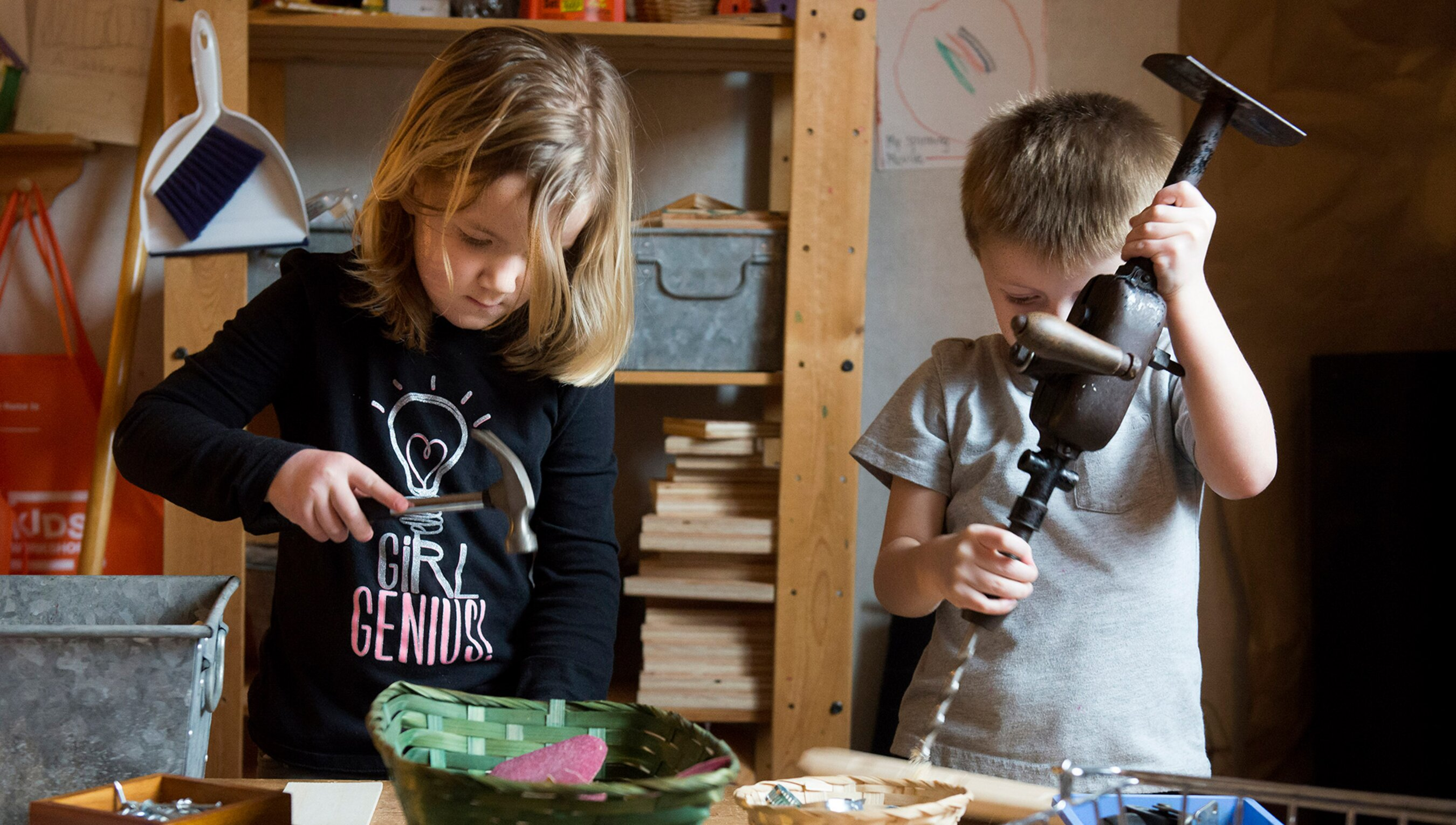 Handcraft lessons belong in a radical school curriculum | Psyche