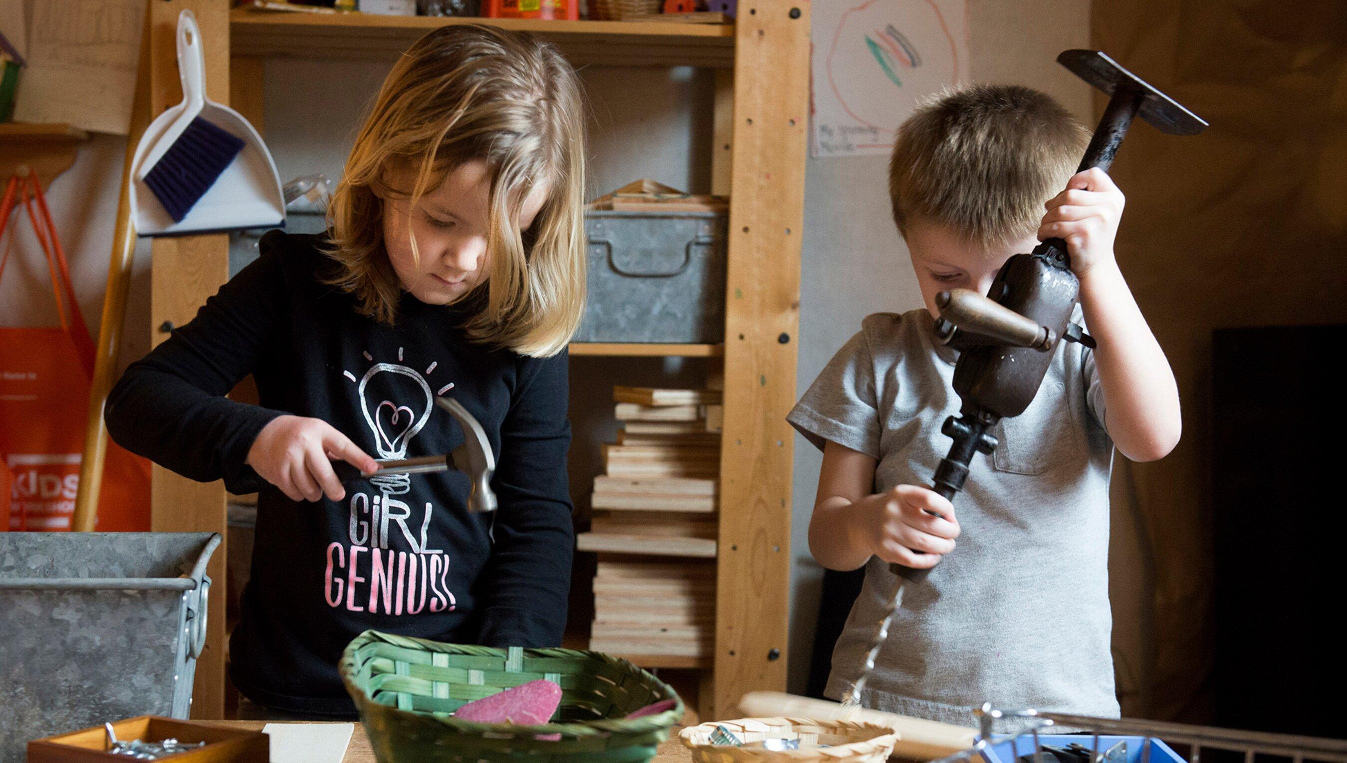 Handcraft lessons belong in a radical school curriculum | Psyche